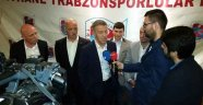 "Başkan Ahmet Ağaoğlu  ""Trabzonspor'a İhanet Ettiler"""