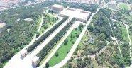 Anıtkabir park Alanı İmara açılırken