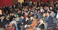 Trabzon adına Bir hazin ödül töreni.