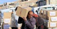 Lübnan'da Suriyeli mültecilerin yaşadığı Arsal Kampı