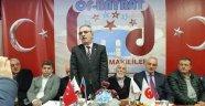Başkan Nuhoğlu İstanbulda