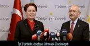 CHP'DEN DEMOKRATİK JEST