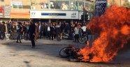 Komşu İranda Zam ayaklanması
