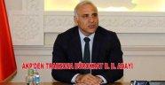 Van Valisi Ak parti'den Trabzon adayı