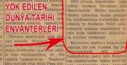 Yok Edilen Anadolu Tarihi Envanteri