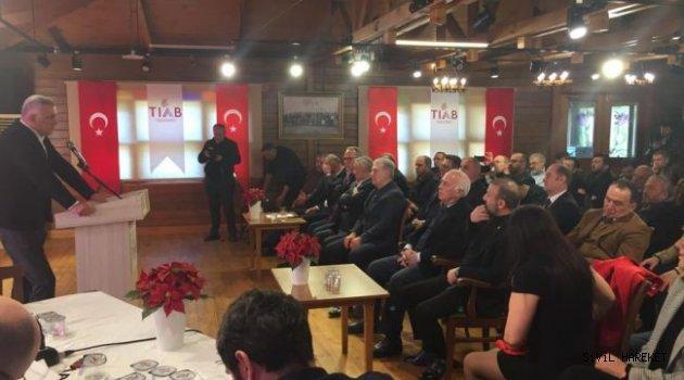 TİAB Başkanlığına İE.Hacıosmanoğlu