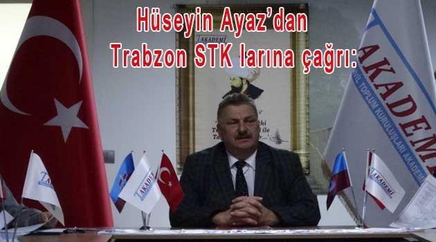 Trabzon STK'larına Davetiye