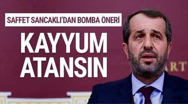 Türk Futboluna Konkordato teklifi geldi