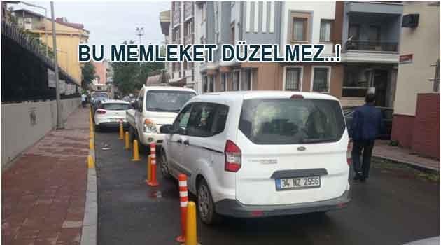 Türkiye'de bir kısım insanlar zannediyor ki;