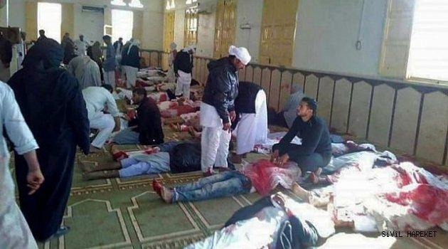 2 Camiye silahlı saldırı 50 Şehid 49 yaralı var