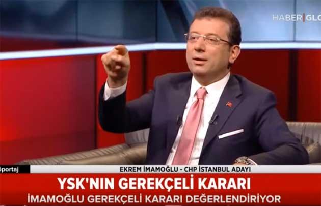 Ekrem İmamoğlu'na seçim Kumpası