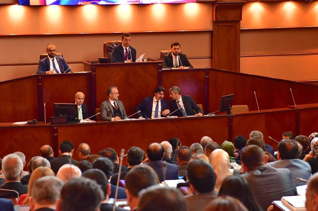 İBB Meclisinde Nisan 2019 2 ve 3. oturumlar