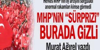 HDP ye en büyük darbe MHP den geldi