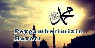 Hz.Muhammed (s.a.v.)'in hayatı