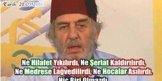 Keşke Yunan Galip Gelseydi! - Üstad Kadir Mısıroğlu