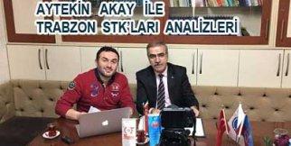 İdris Türk İle STK Özel Röpörtajı