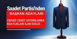 SP CEPSİZ CEKET ADAY AÇIKLAMASI