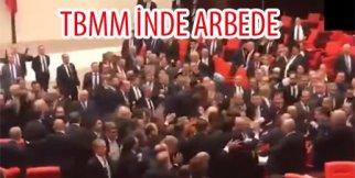 CHP-AKP birbirine girdi