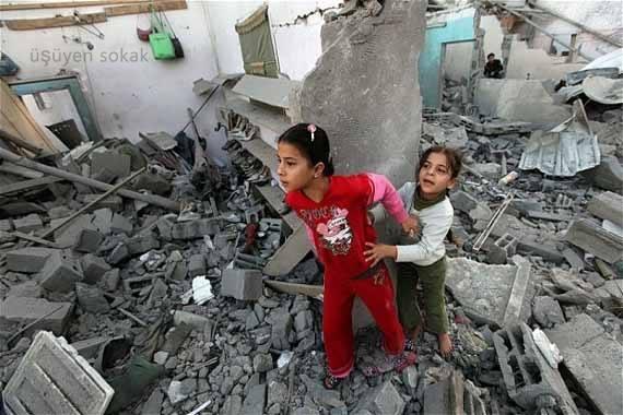İsrailin Filistindeki başarısızlığın sebepleri