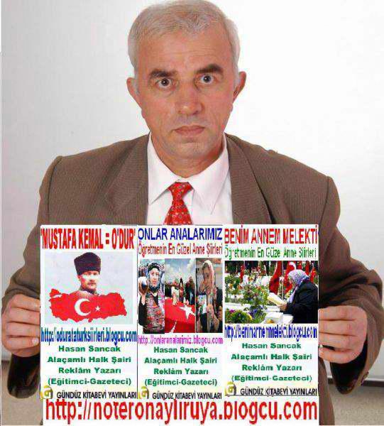 Gazeteci Hasan Sancak