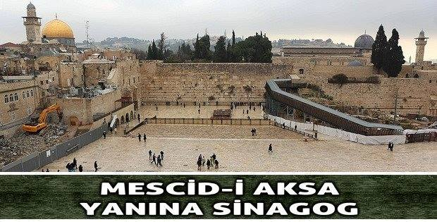 MESCİD-İ AKSADA SİYONİST OYUN
