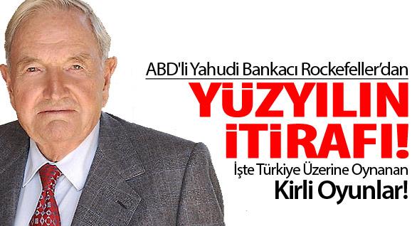 Siyonizm ve Türkiye'nin yakın geçmişi