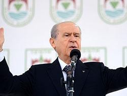 Devlet Bahçeli; Türk milleti mutsuz ve gelecekten umutsuz