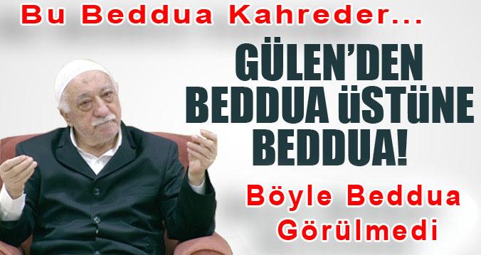 Gülen'den Zehir Zembelek Beddua