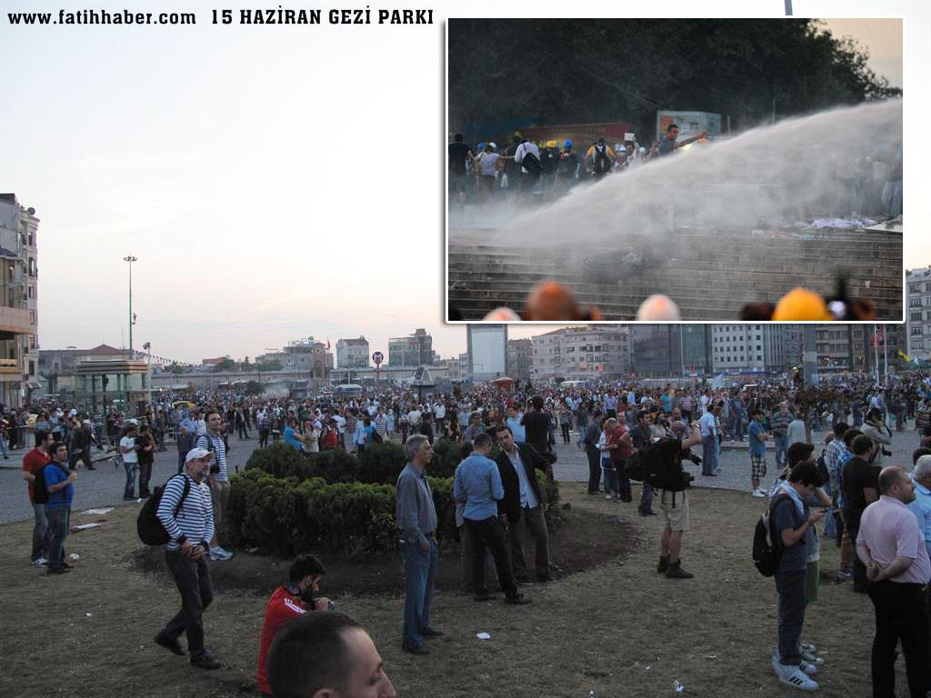 Soruşturma Savcısından flaş Gezi eylemi kararı