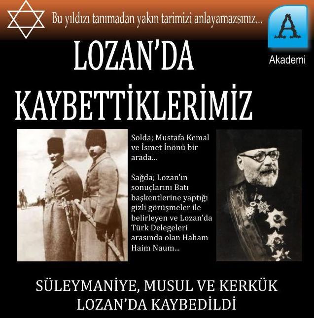 Lozan, Milli mücadele ve Türklerle Kürtleri Kim Ayırdı?