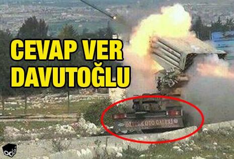 AKP SURİYE'YE NEDEN SİLAH MÜHİMMAT GÖNDERİYOR.