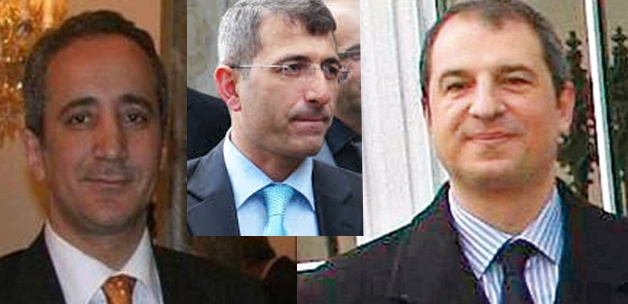 Savcılar Zekeriya Öz, Fikret Seçen, Celal Kara, Muammer Akkaş'dan suç duyurusu