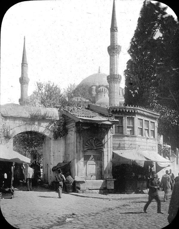 Şehzadebaşı Camii hakknda bir bilgi
